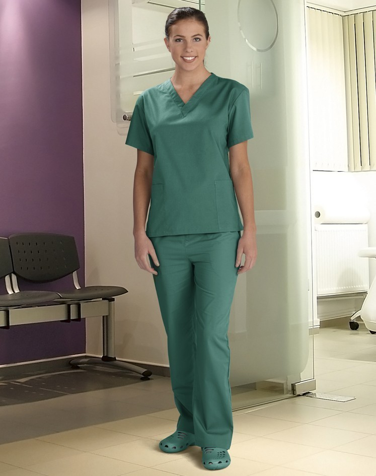 Ladies Scrubs by Biz Collection